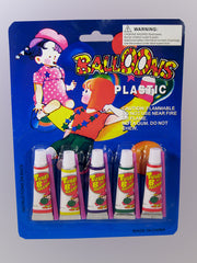 Tubes of Balloons - 5 Pack