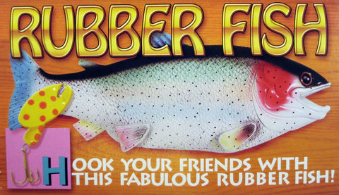 Rubber Fish