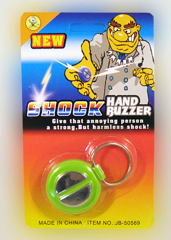 Shocking Hand Buzzer