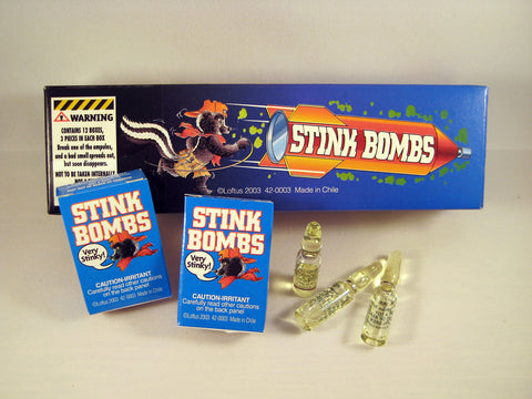 Smelly Bomb
