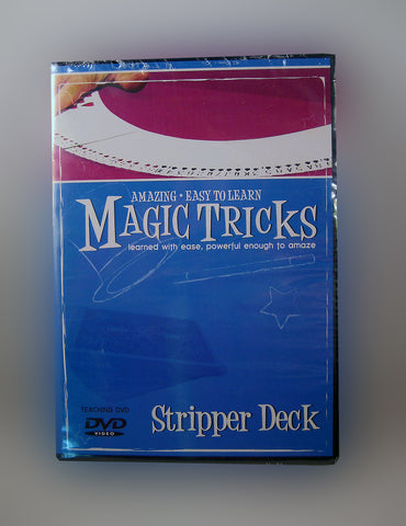 Stripper Deck Instructional DVD