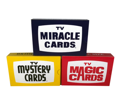 TV Magic Cards