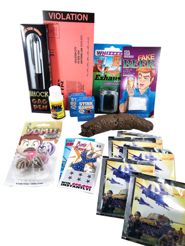 Tease Your Boyfriend Prank Kit