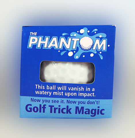 The Phantom Golf Ball