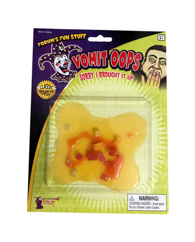 Regular Fake Vomit