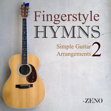Load image into Gallery viewer, Fingerstyle Hymns Volume 2