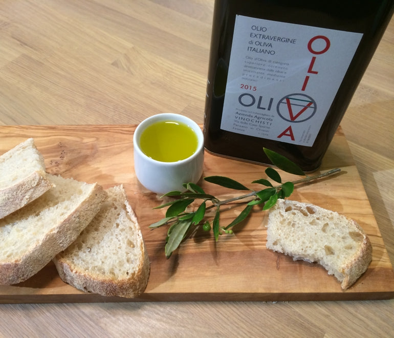 Tasting Hour - Vinochisti Extra Virgin Olive Oil