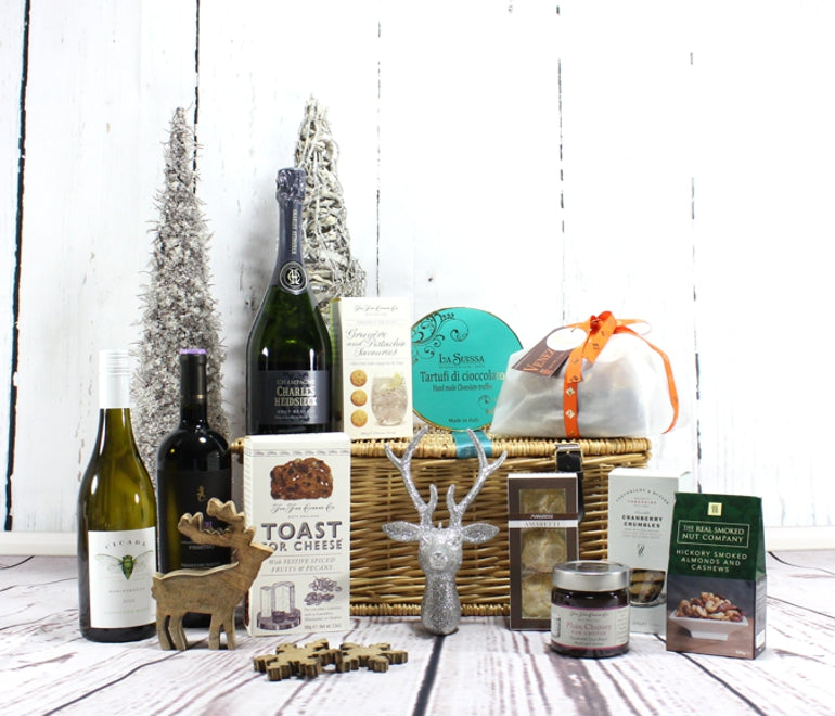 Christmas Hampers at Whitmore & White
