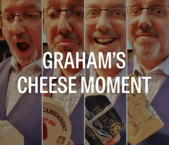 Graham's Cheese Moment - Caws Cenarth Caerphilly