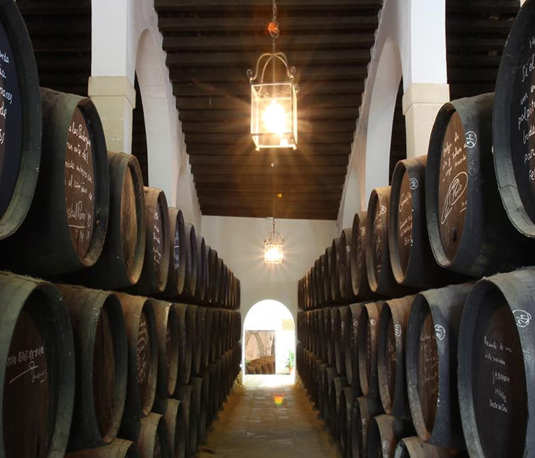 A Crash Course in Sherry!