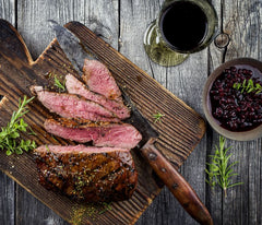 Pairing Wine with Venison