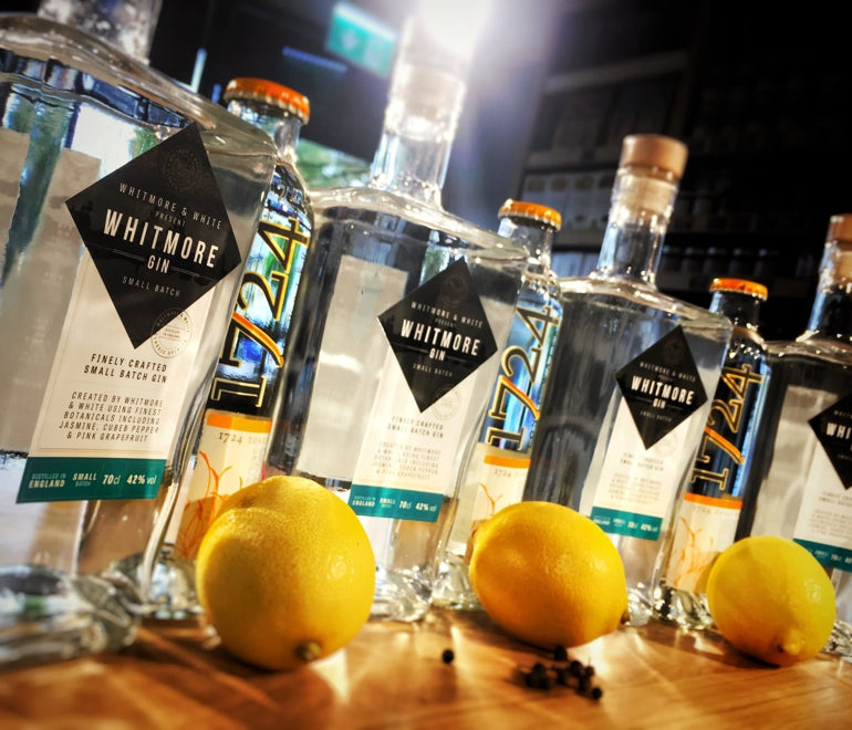 Whitmore & White Launch Whitmore Gin