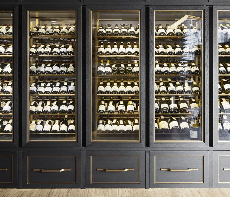 Wine Storage by Elite Wine Refrigeration