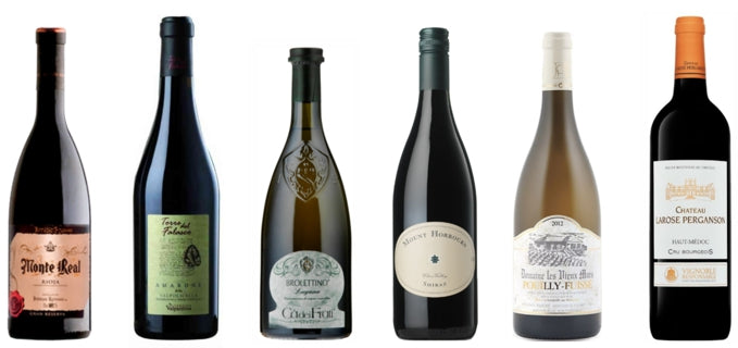 Mixed Cases - Fine Wines