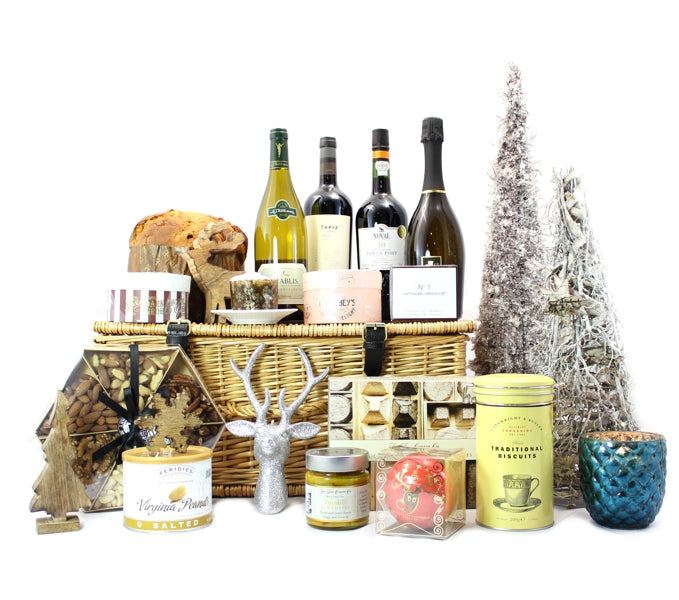 The Lavish Christmas Hamper, as featured in Cheshire Life