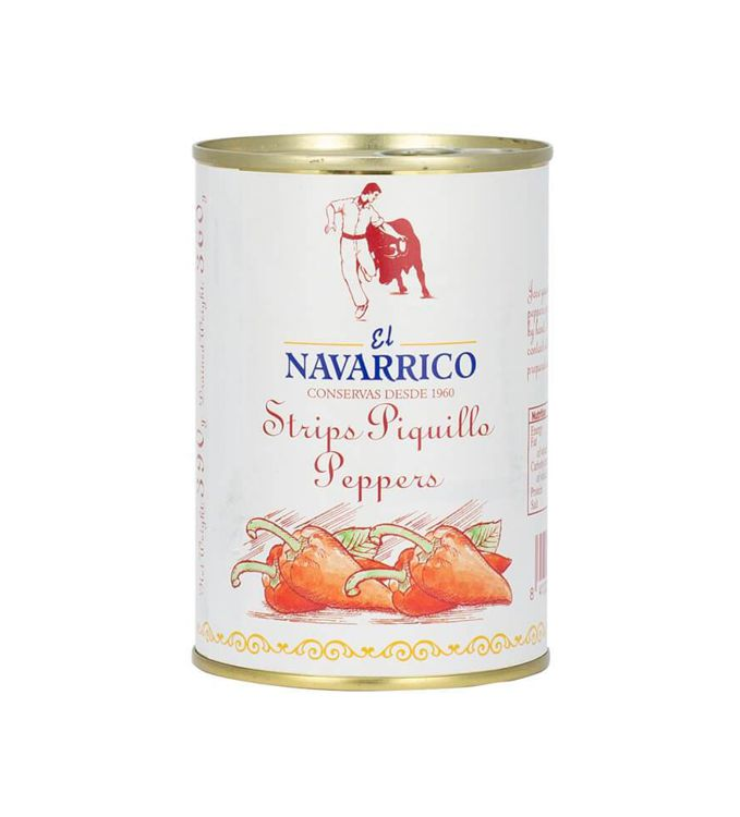 Navarrico Piquillo Pepper Strips
