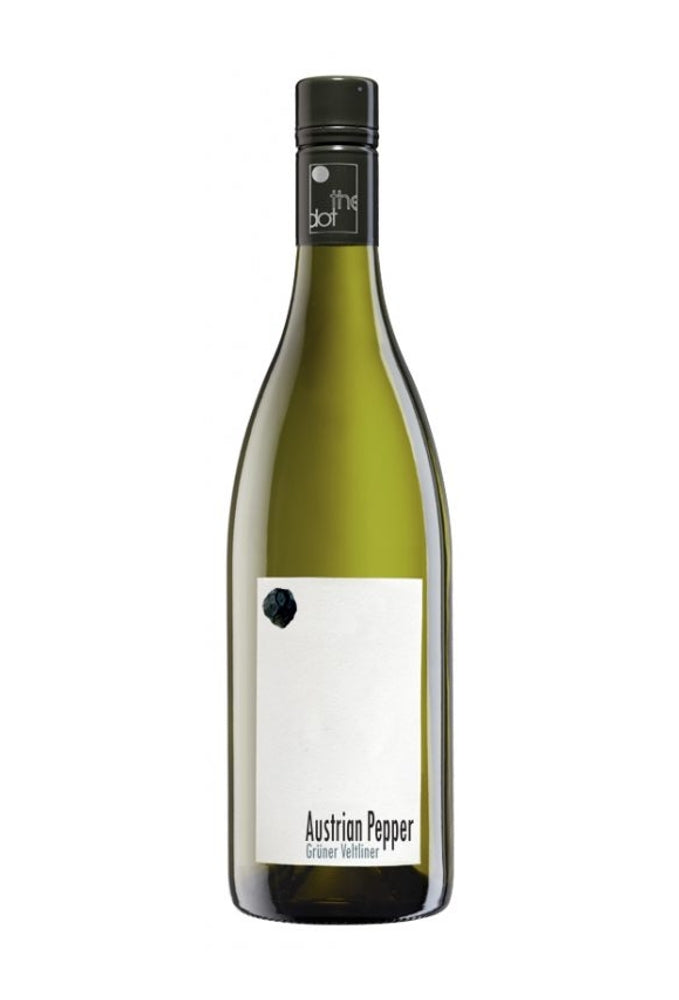 the .dot pepper Gruner Veltliner