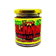 Bongo's Chillimanjaro Hot Indian Chilli Pickle