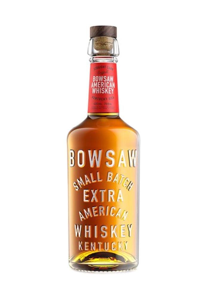 Bowsaw Straight Corn Whiskey