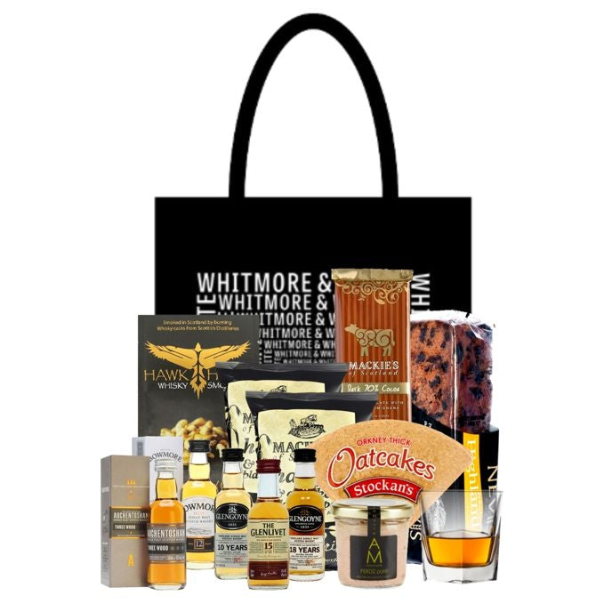 Whisky Tasting Bag