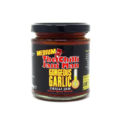 The Chilli Jam Man - Gorgeous Garlic Chilli Jam