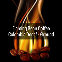 Flaming Bean Mountain Water Decaf - GROUND