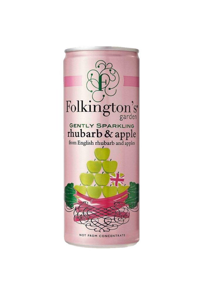 Folkingtons Rhubarb & Apple Presse
