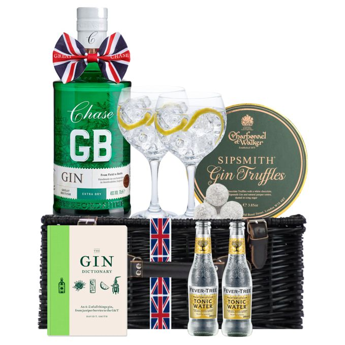 Great British Gin Hamper