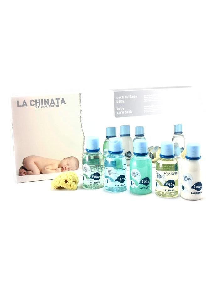 La Chinata Natural Edition Gift Set - Baby