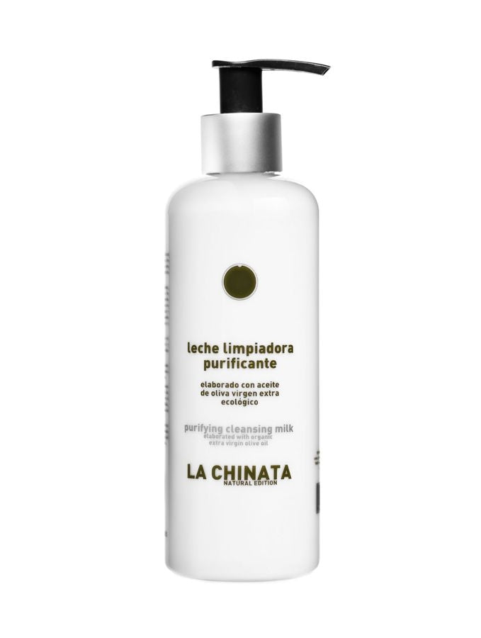 La Chinata Natural Edition Cleansing Milk