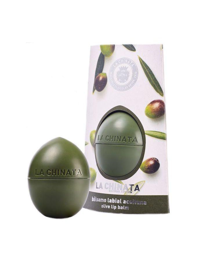 La Chinata Natural Edition Lip Balm - Olive