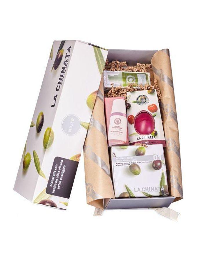 La Chinata Natural Edition Gift Set - Woman