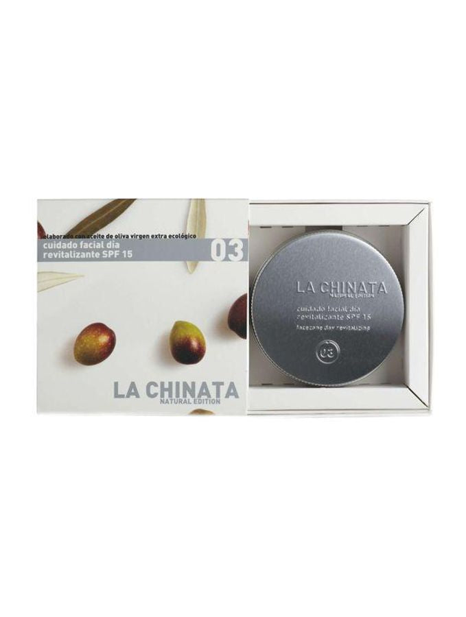 La Chinata Natural Edition Revitalising Facial Day Care SPF15