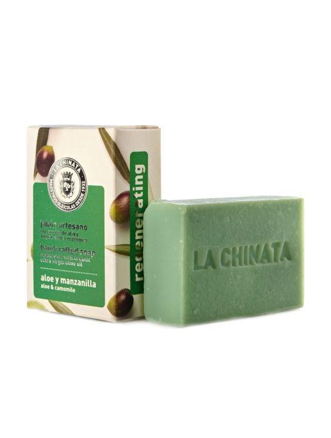 La Chinata Natural Edition Soap - Regenerating Aloe Camomile