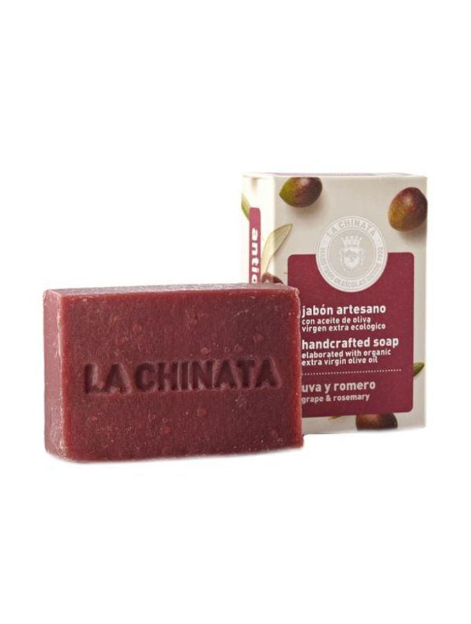 La Chinata Natural Edition Soap - Antioxidant Grape & Rosemary