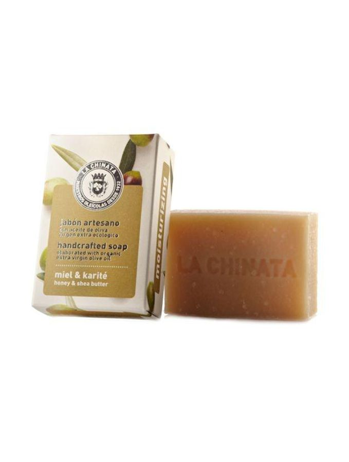 La Chinata Natural Edition Soap - Moisturising Honey & Shea Butter