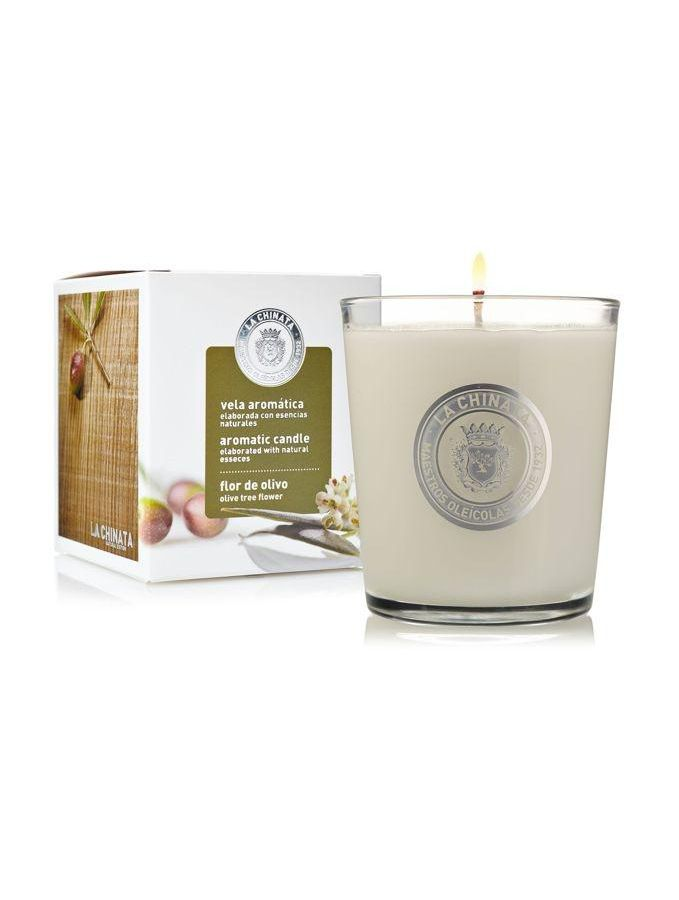 La Chinata Candle - Olive Flower