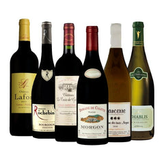 Mixed Case Wine - Six French Classics