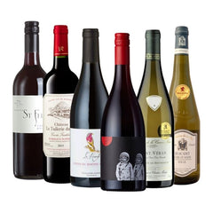 Mixed Case Wine French Favourites