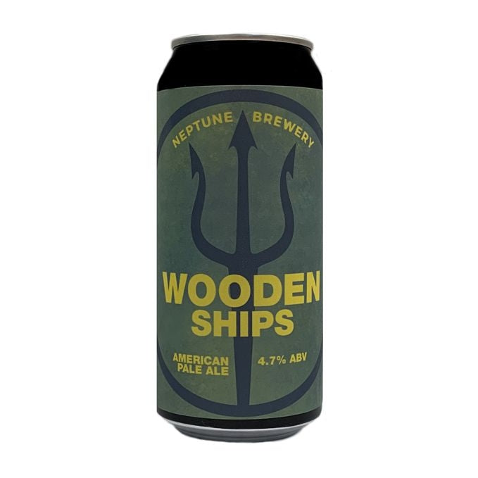 Neptune Brewery Wooden Ships American Pale Ale