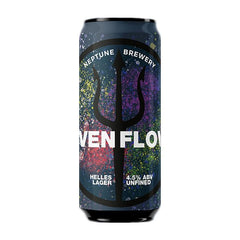 Neptune Brewery Even Flow Lager