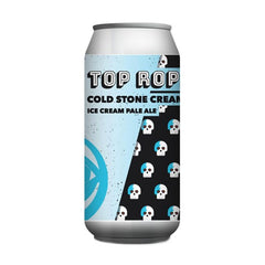 Top Rope Brewing Cold Stone Cream Austin