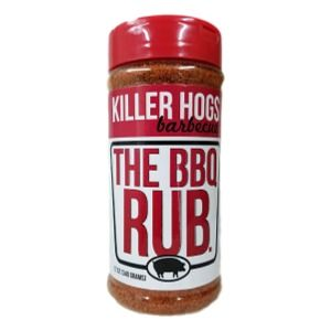 Killer Hogs BBQ Rub, 16oz
