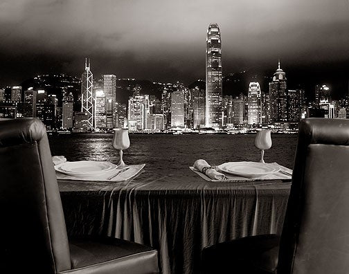 """No Reservations"" Matted (Unframed) 11"" x 14"" Limited Edition Photograph Edition of 75"
