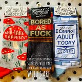 Sock Lover's Surprise