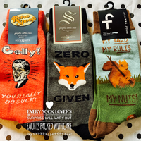 Men's Sock Lover's Surprise