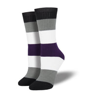 Ace Pride Socks