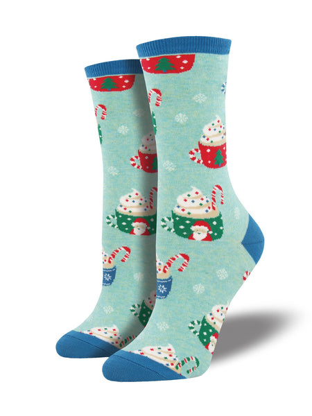 Cocoa Christmas Sock