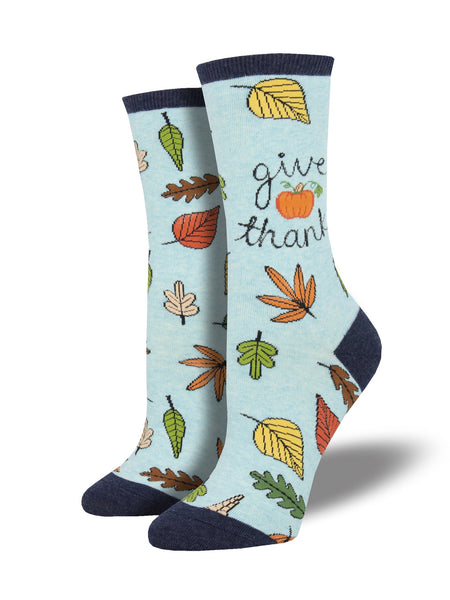 Give Thanks Sock