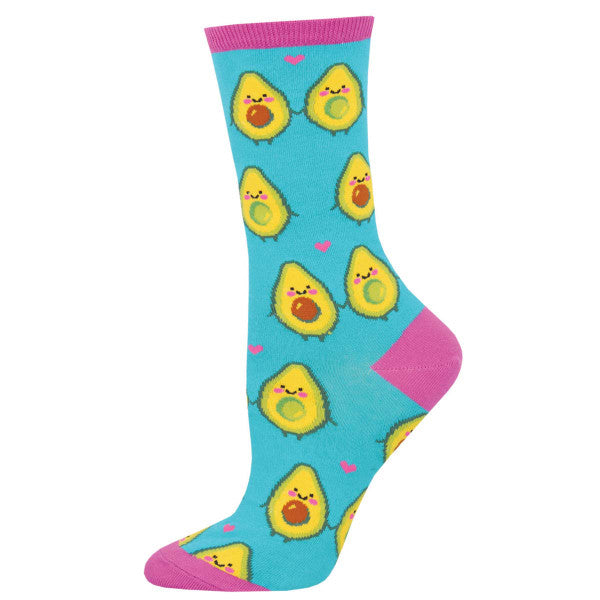 Guac My World Socks